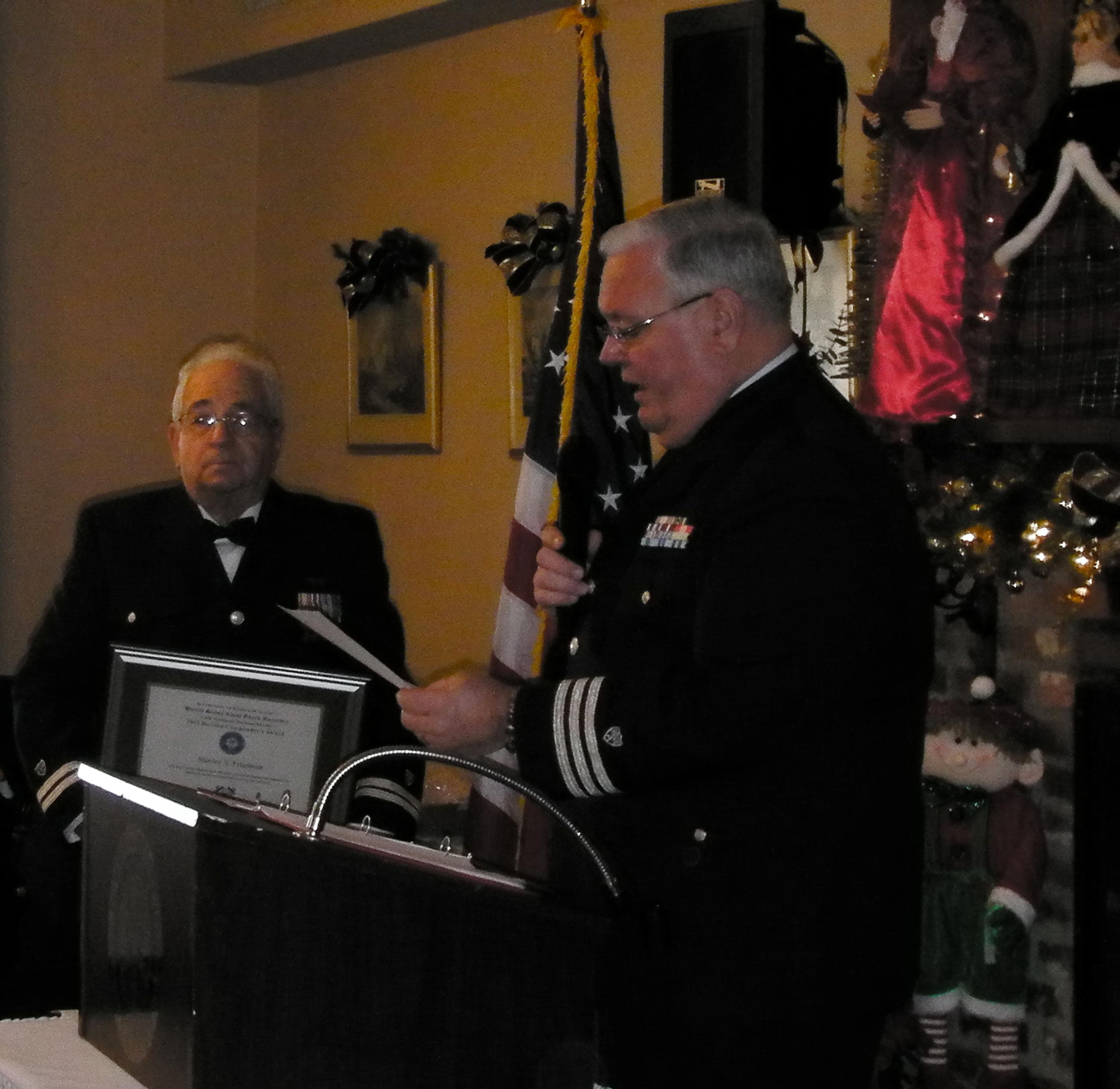 Dcdr Home: USCG Auxiliary Flotilla 8-5(5NR), Brigantine, NJ
